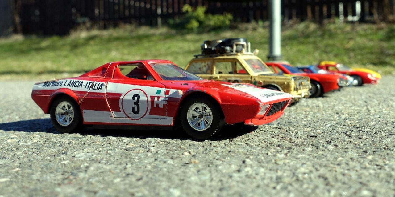 Model cars by Smoke13